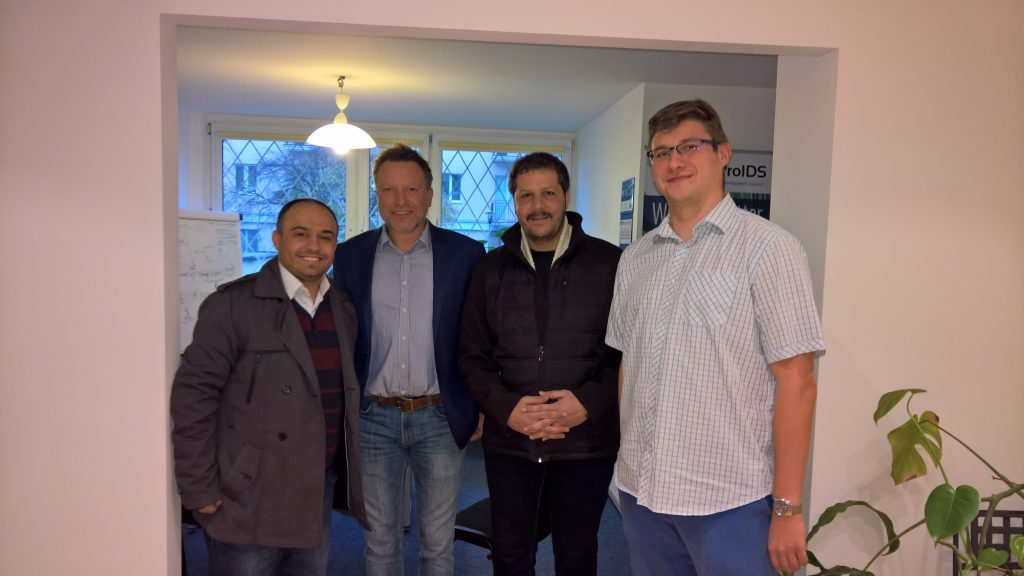 Unifonic visit in ProIDS, Warsaw 2016-11-11